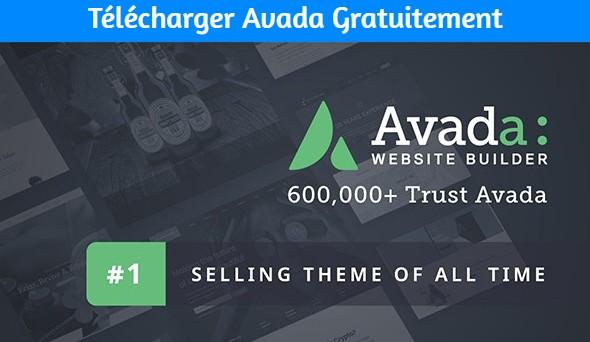 Télécharger le thème Avada activé Gratuitement
