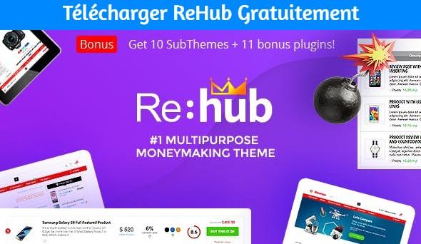 Télécharger ReHub Gratuitement