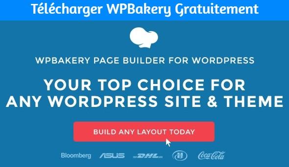 Télécharger WPBakery Gratuitement