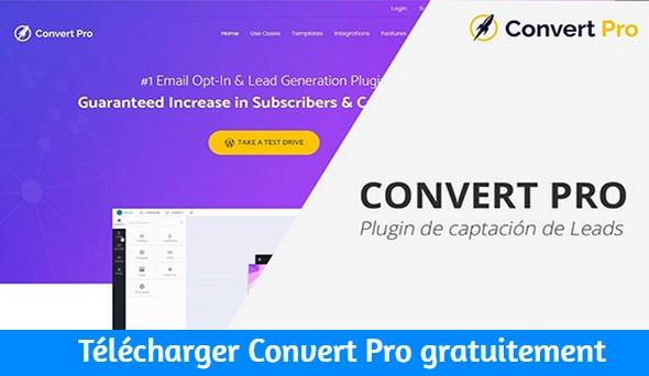 Télécharger Convert Pro gratuitement