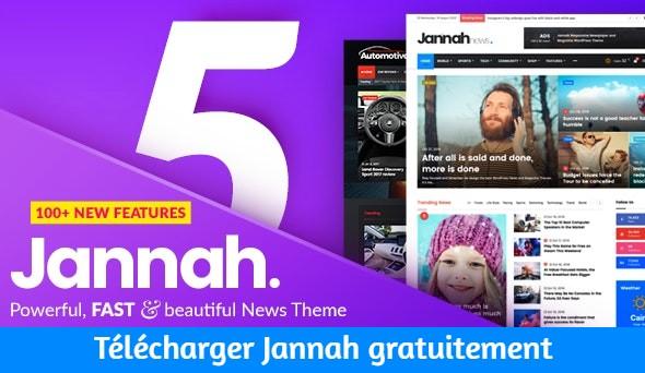 Télécharger Jannah gratuitement