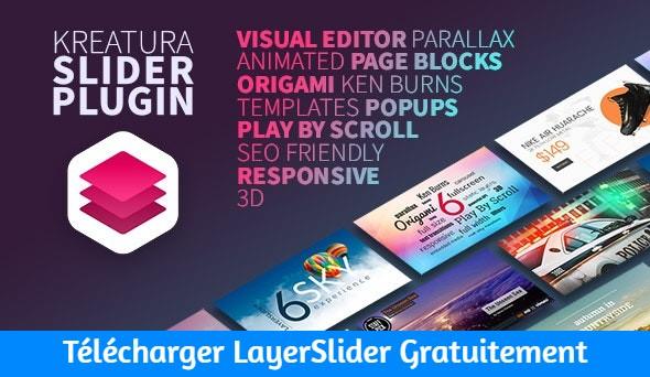 Télécharger LayerSlider Gratuitement