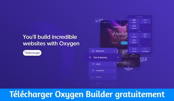 Télécharger Oxygen Builder gratuitement