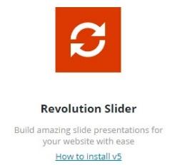 logo revolution slider de NewsPaper