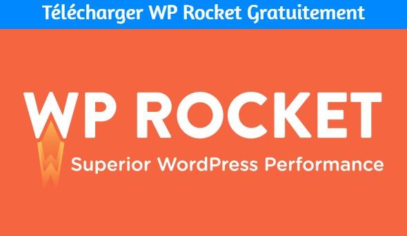 télécharger wp rocket gratuitement