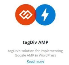tagdiv Amp logo