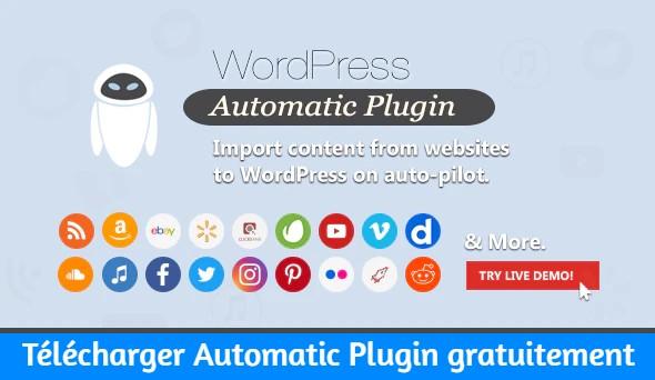 Télécharger Automatic Plugin gratuitement