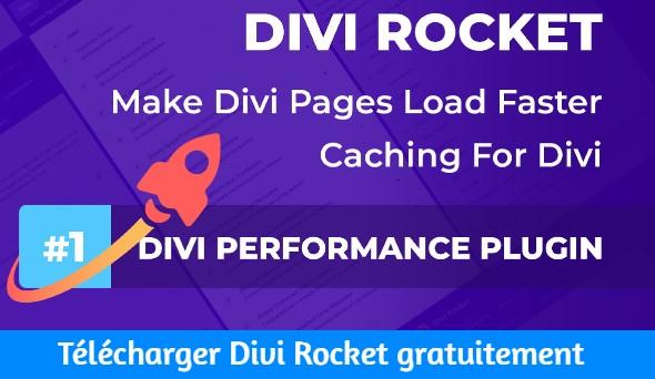 Télécharger Divi Rocket gratuitement