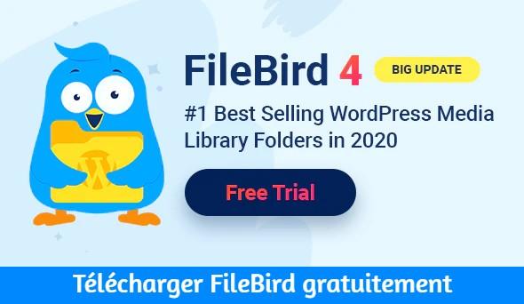 Télécharger FileBird gratuitement