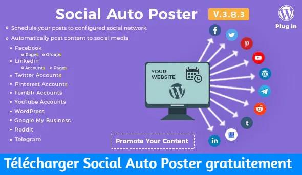 Télécharger Social Auto Poster gratuitement