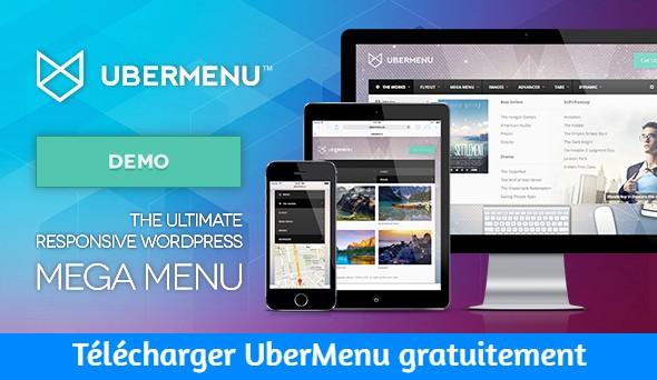 Télécharger UberMenu gratuitement
