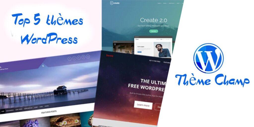 top themes wordpress