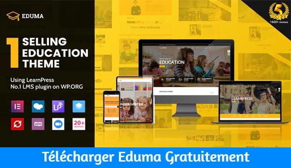 Télécharger Eduma Gratuitement