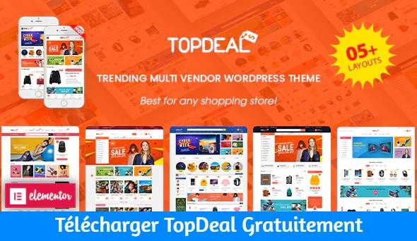 Télécharger TopDeal Gratuitement