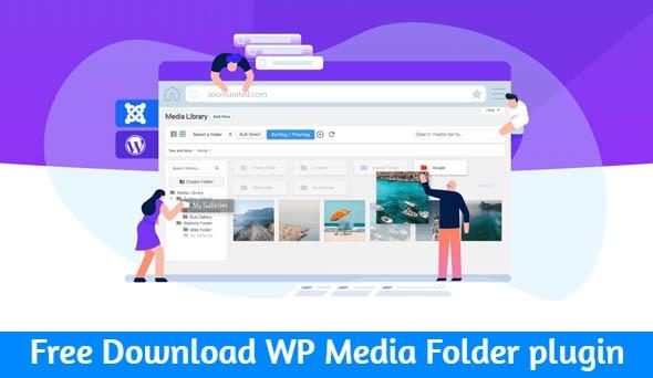 Free Download WP Media Folder plugin nulled