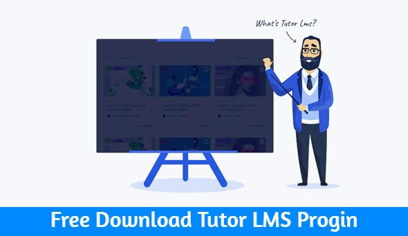 Free Download Tutor LMS Progin Nulled