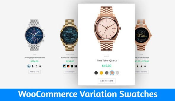 Free Download WooCommerce Variation Swatches Nulled